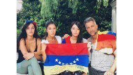 Conmovedor mensaje de Cathy Fulop sobre la crisis de Venezuela