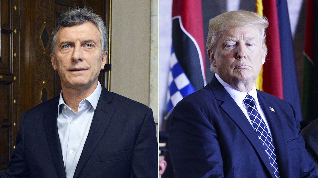 Macri viaja a EE.UU. para reunirse con Trump