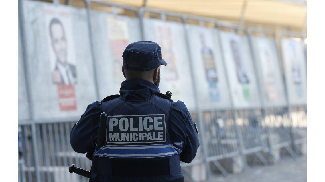 Mucha seguridad en las elecciones francesas