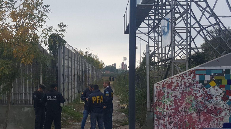 Desalojan el pasillo del miedo de Palermo