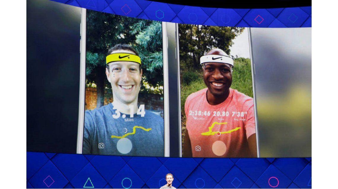 La realidad aumentada es la gran apuesta de Facebook