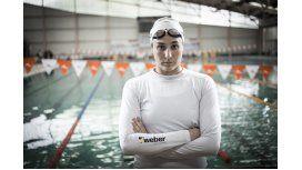 Pilar quiere recuperar el título mundial de aguas abiertas