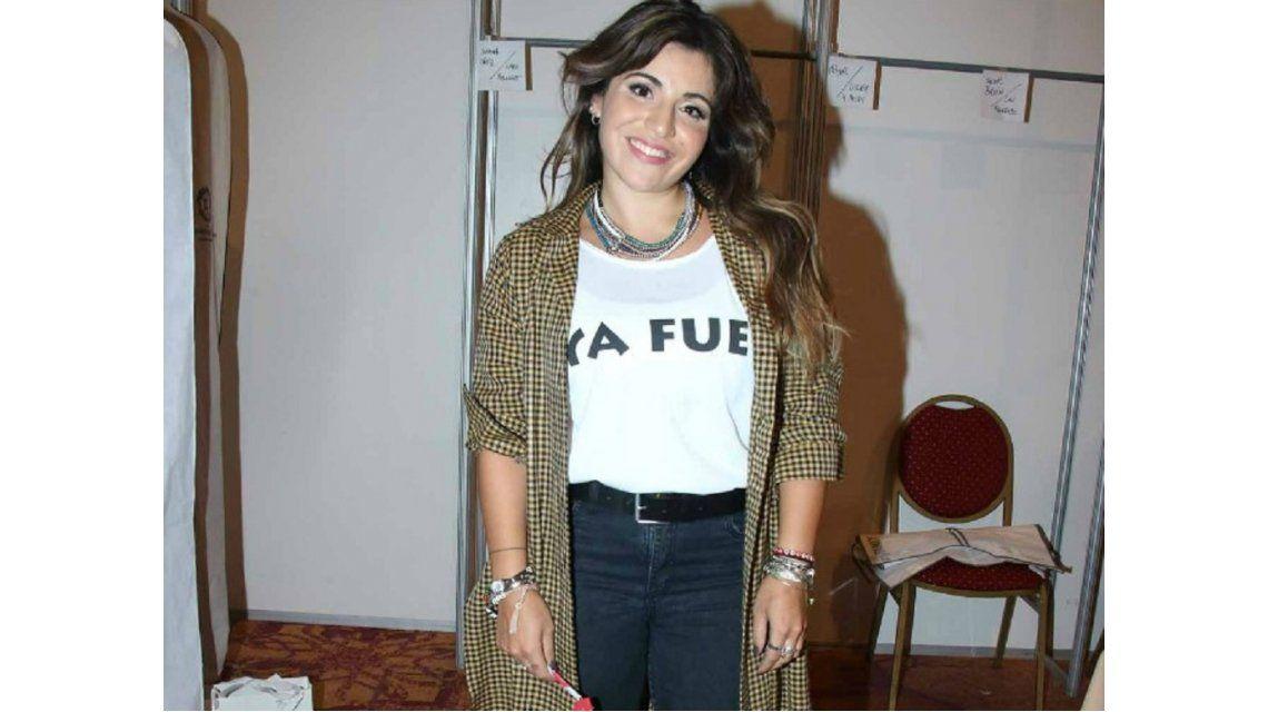 Gianinna Maradona llegó a Instagram.