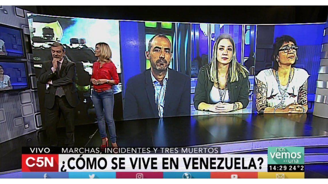 El desgarrador día a día en Venezuela, contado en primera persona