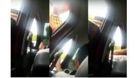 Escracharon a un policía de Córdoba cobrando una coima