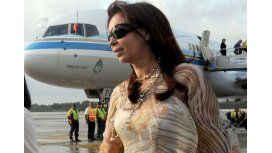 Cristina Kirchner, autorizada a viajar a Europa