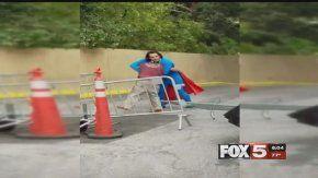 Así Superman salvaba a Batman