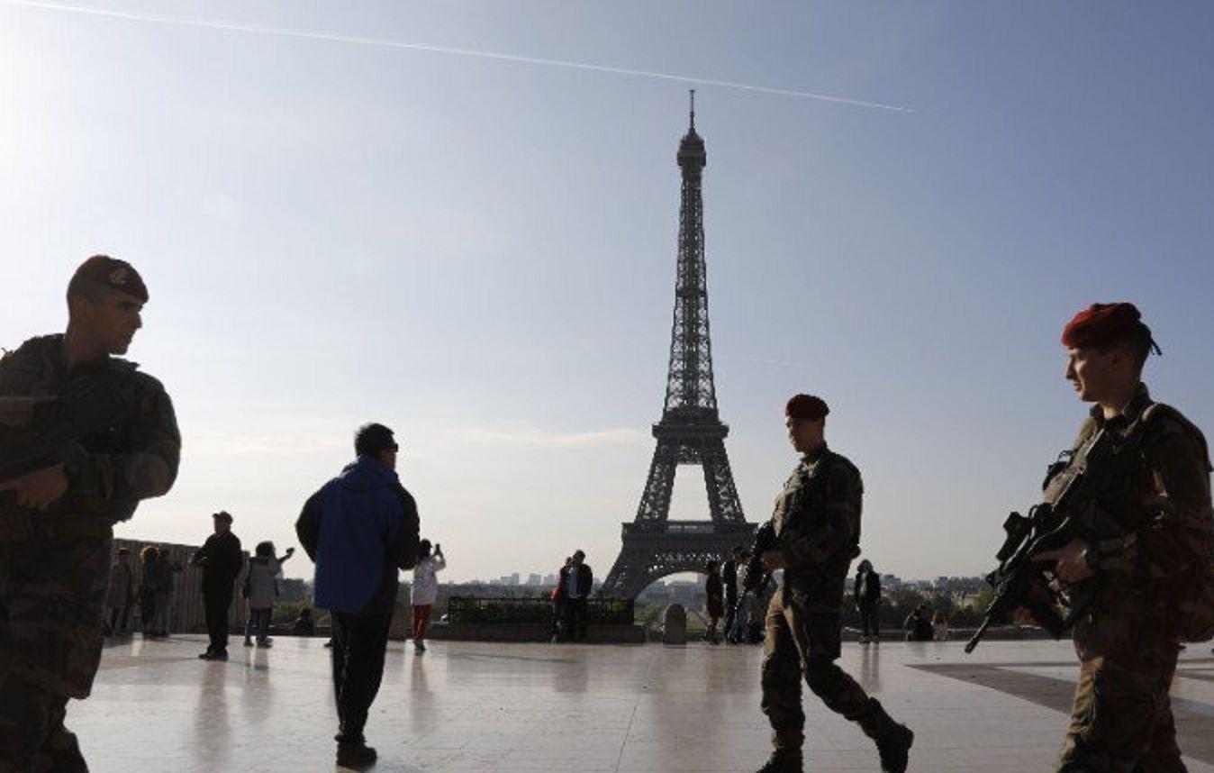 París está blindada hace dos años por el operativo Centinela