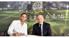 Rodrigo Bentancur firmó con Juventus - Crédito:@juventusfc