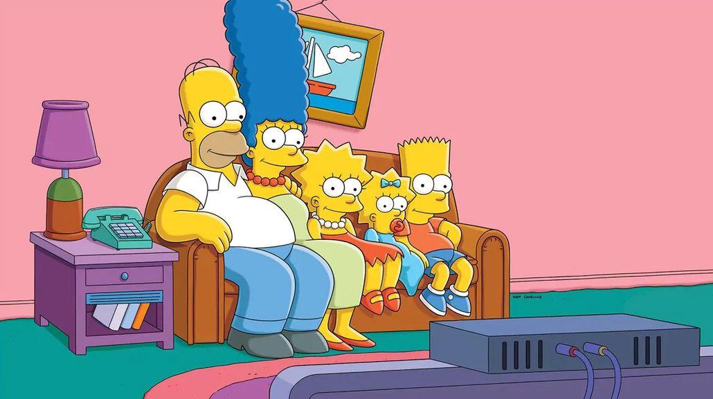 Los Simpsons ya llevan 30 años al aire
