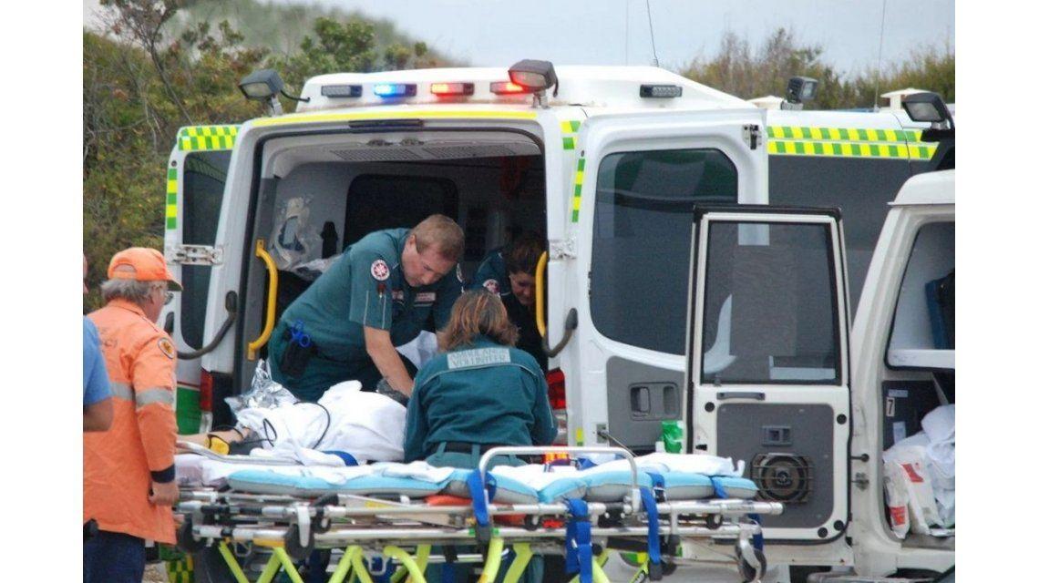 Un tiburón mató a una surfista de 17 años