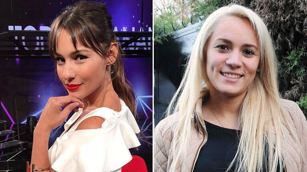 Pampita: Me gusta Rocío Oliva en el Bailando