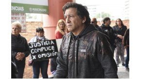 El padre de Emanuel, el hincha de Belgrano arrojado desde la tribuna