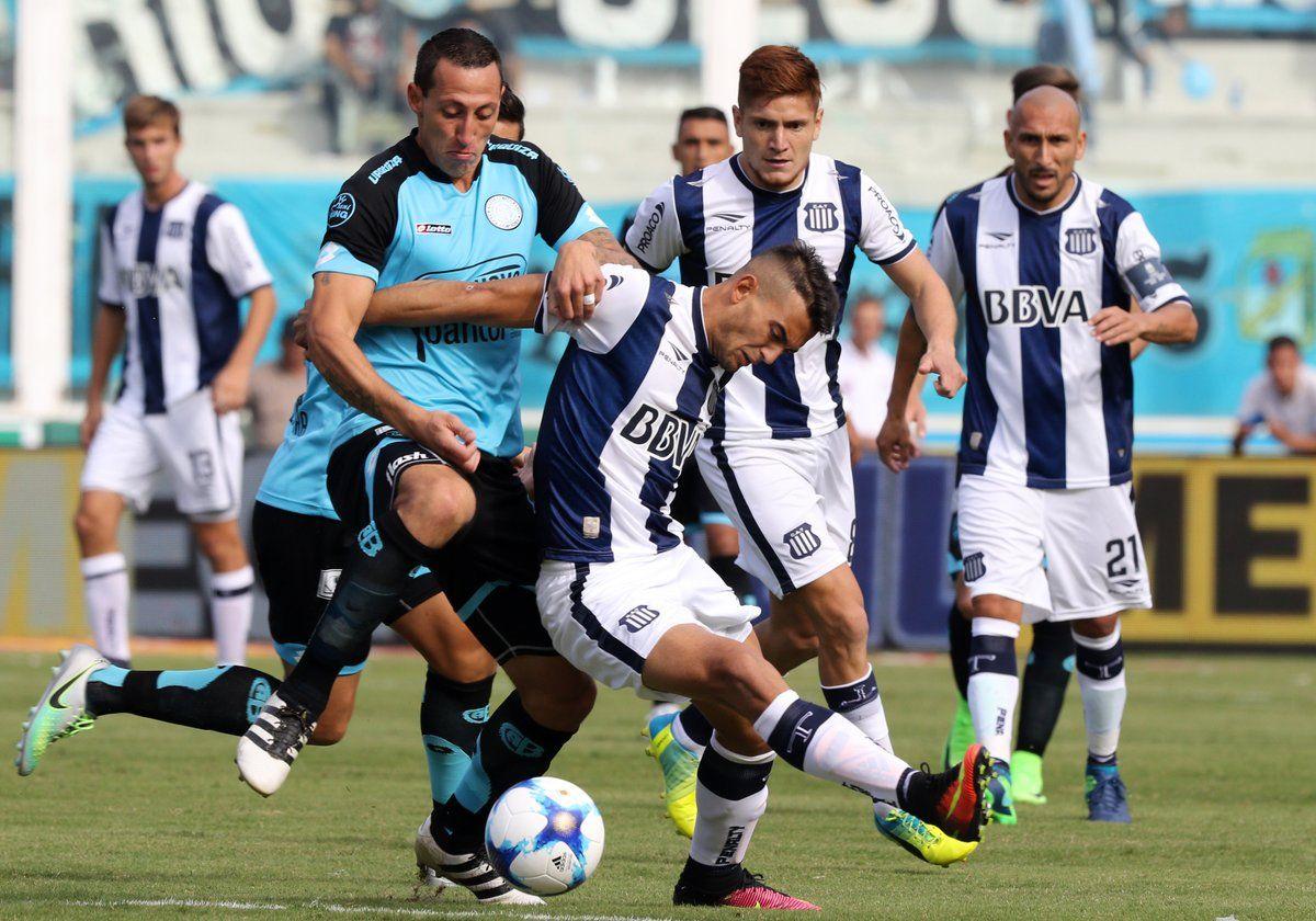 Después de 15 años, Talleres y Belgrano empataron en el Kempes