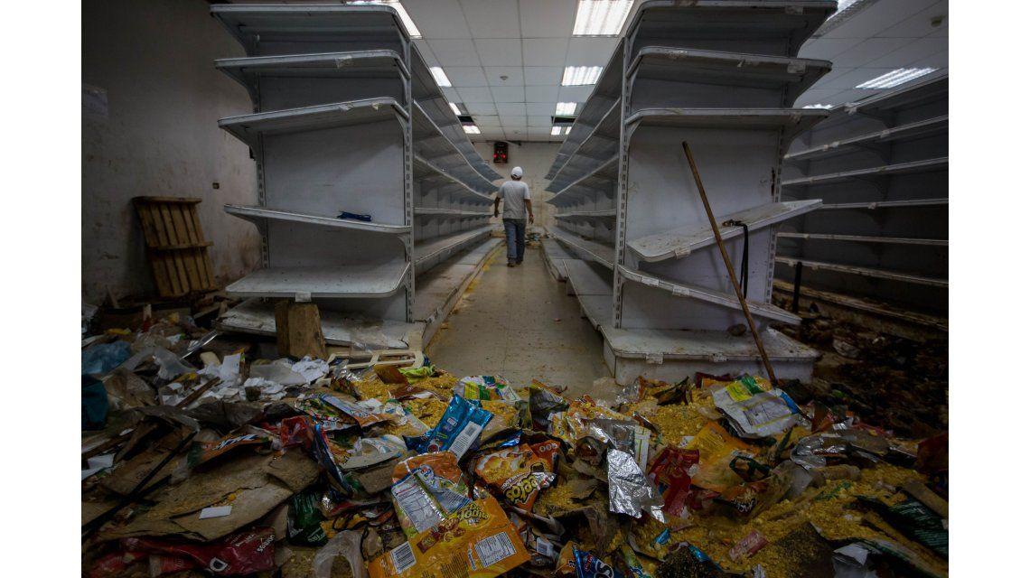 Saqueos en Venezuela