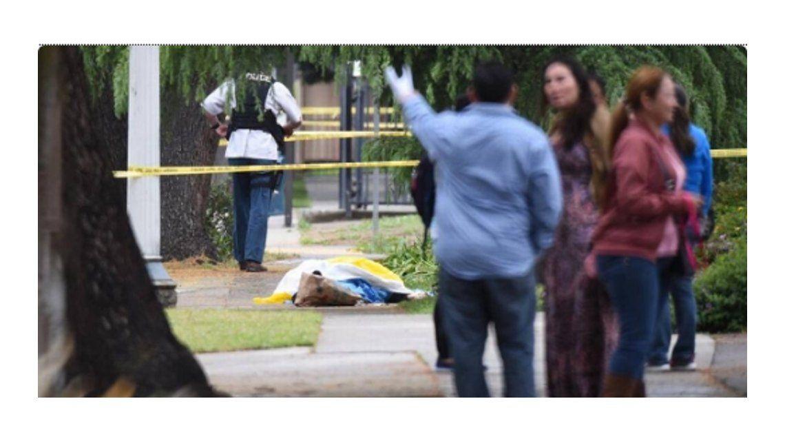 Una de las víctimas del tiroteo de Fresno