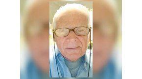 Desesperada búsqueda de un hombre de 73 años