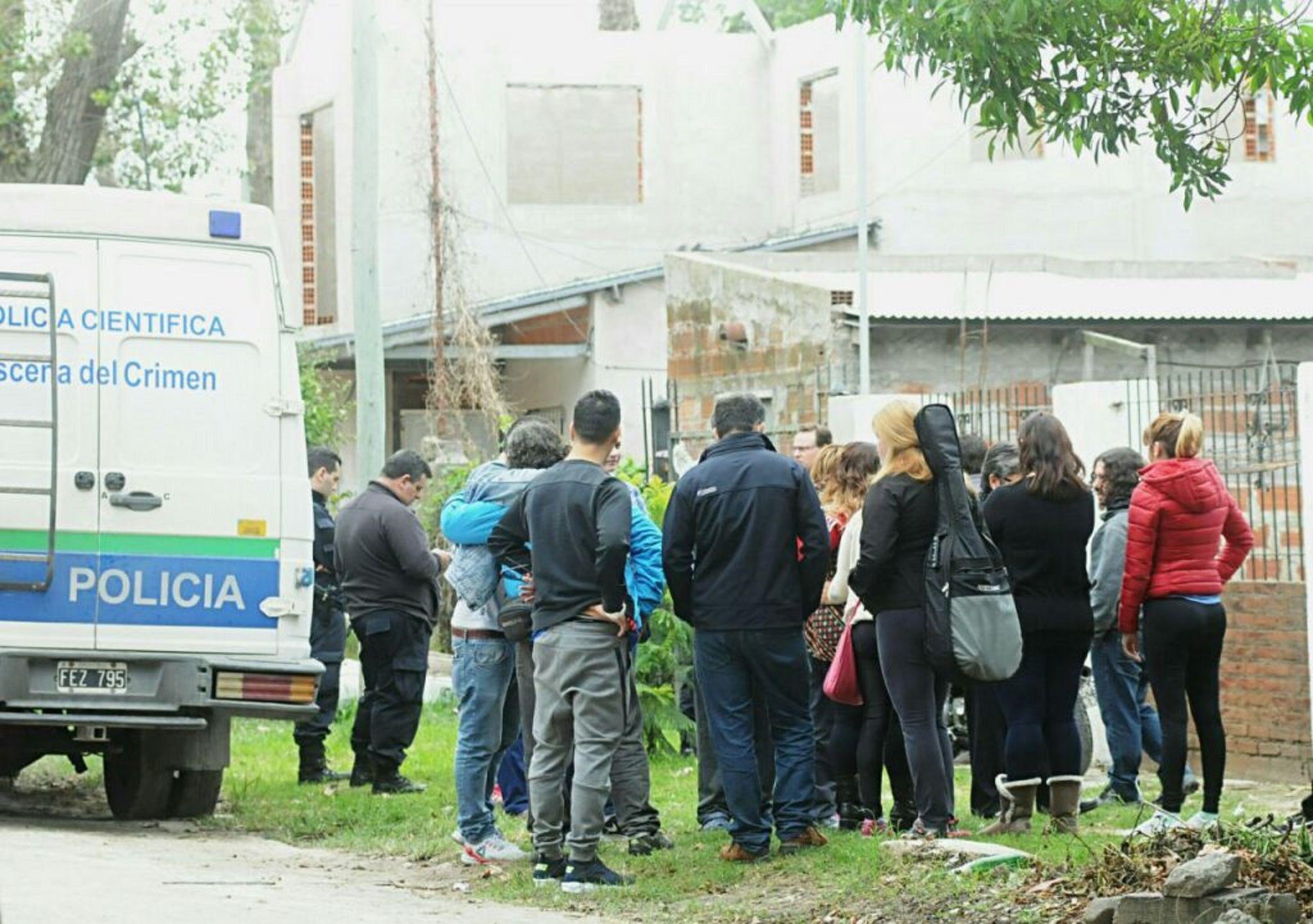 Se entregó el presunto autor de los crímenes de dos ancianos en Mar del Plata