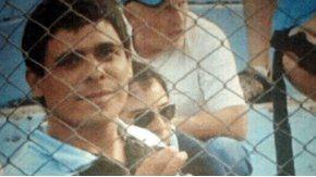Oscar Sapito Gómez, el barra involucrado en la muerte del hincha de Belgrano