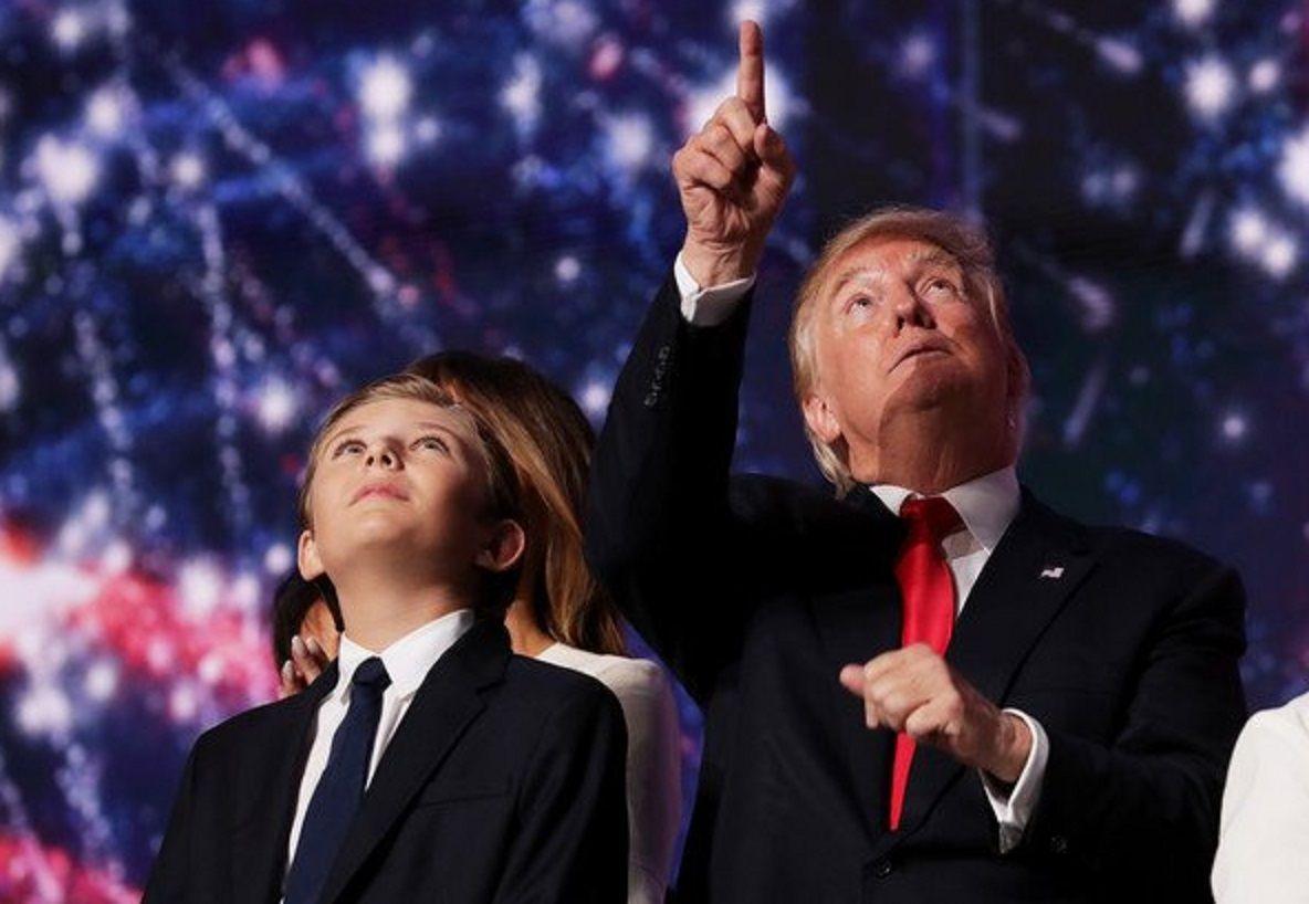 Trump calificó el lanzamiento de la devastadora bomba como un éxito