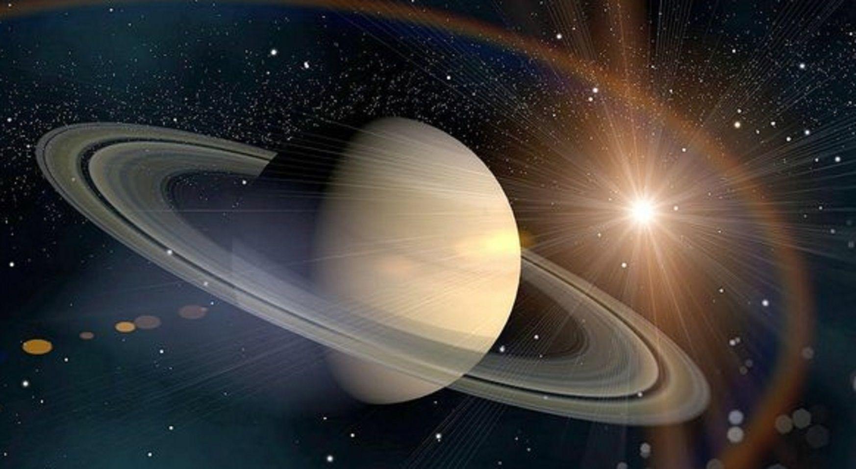Podría haber vida en una luna de Saturno
