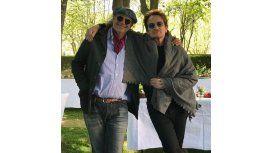 Francis Mallmann con Bono, de u2