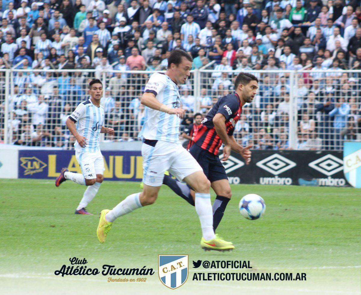 San Lorenzo cayó ante Atlético Tucumán y perdió la chance de acercarse a Boca