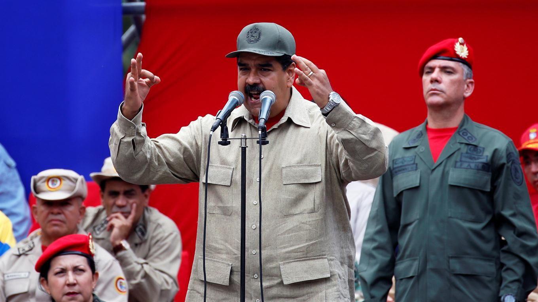 Maduro quiere que se realice pronto las elecciones en Venezuela