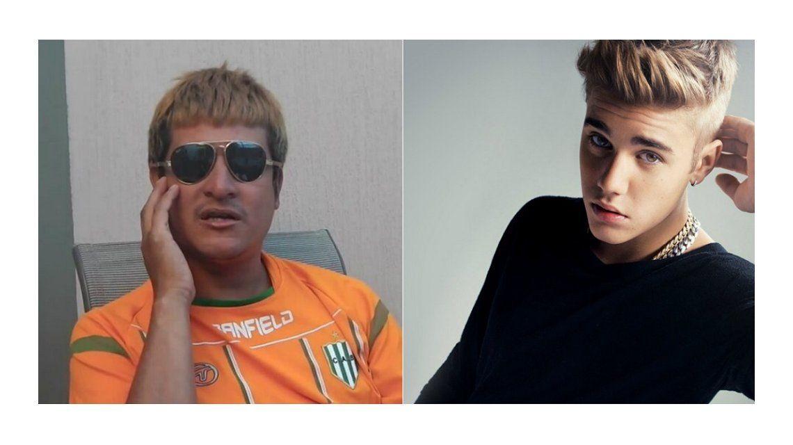 Charango desafía a Justin Bieber y canta Despacito