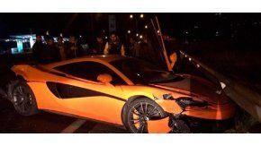 El McLaren de Marcelo Ríos