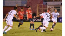 Atlético Tucumán, en su visita a Wilstermann