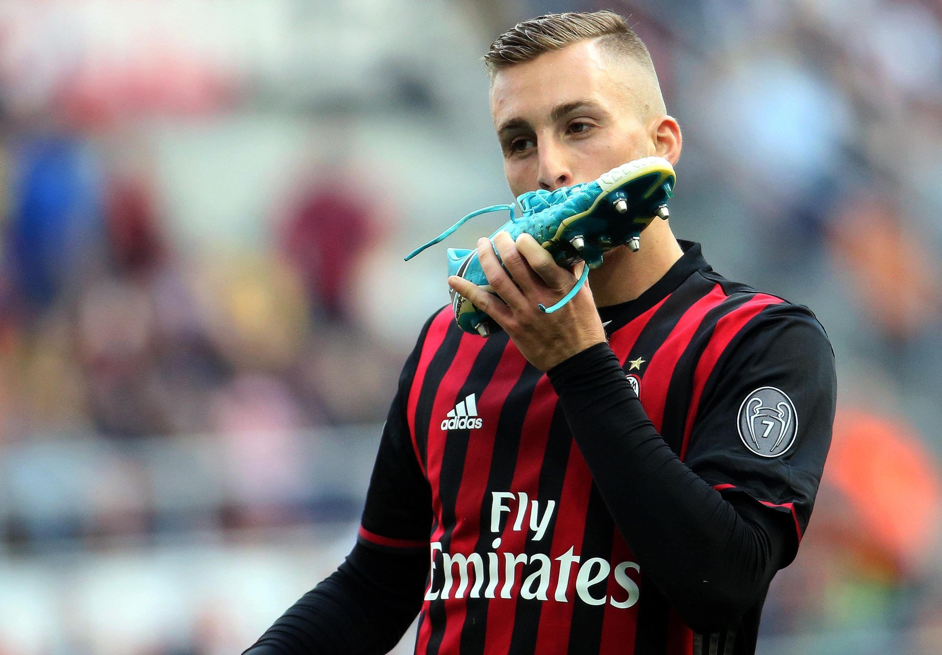 El delantero vive un gran momento en el Milan