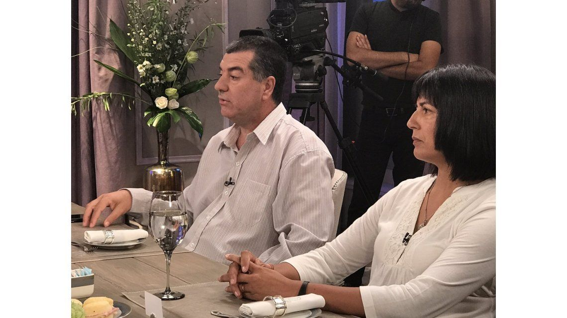 El padre de Micaela García apuntó al machismo y las fallas del sistema - Crédito:@mirthalegrand