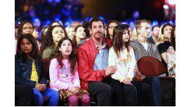 Adam Sandler: A mis hijas no le gustan mis películas