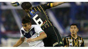 Vélez le ganó con lo justo a Olimpo