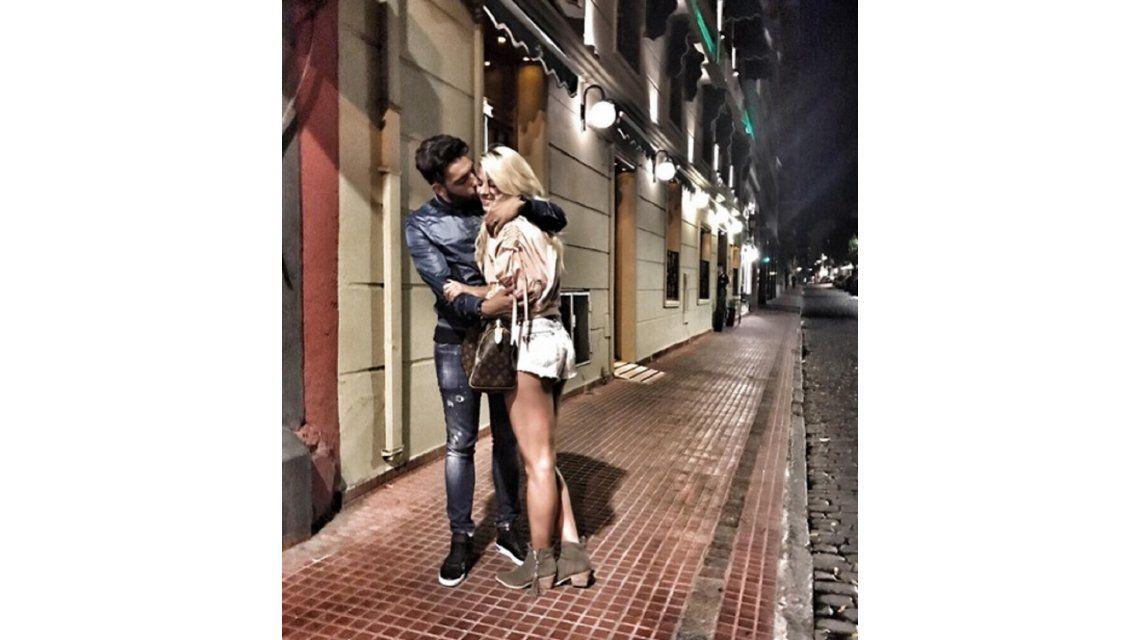 Ailén Bechara le propuso casamiento a su novio por Instagram