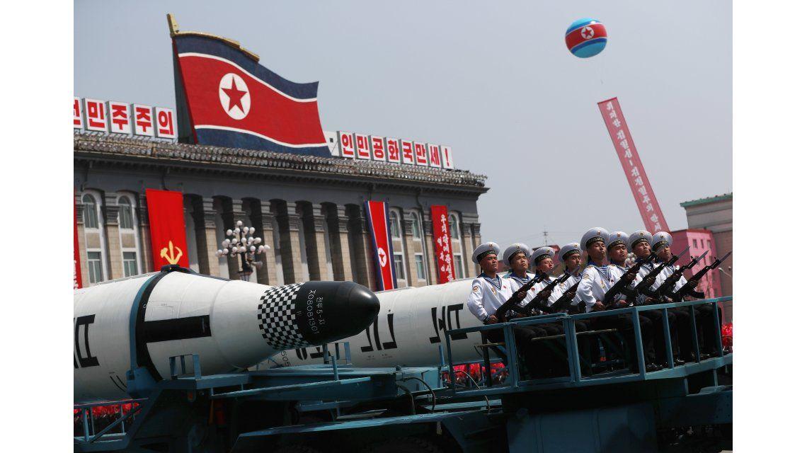 Día del Sol en Corea del Norte