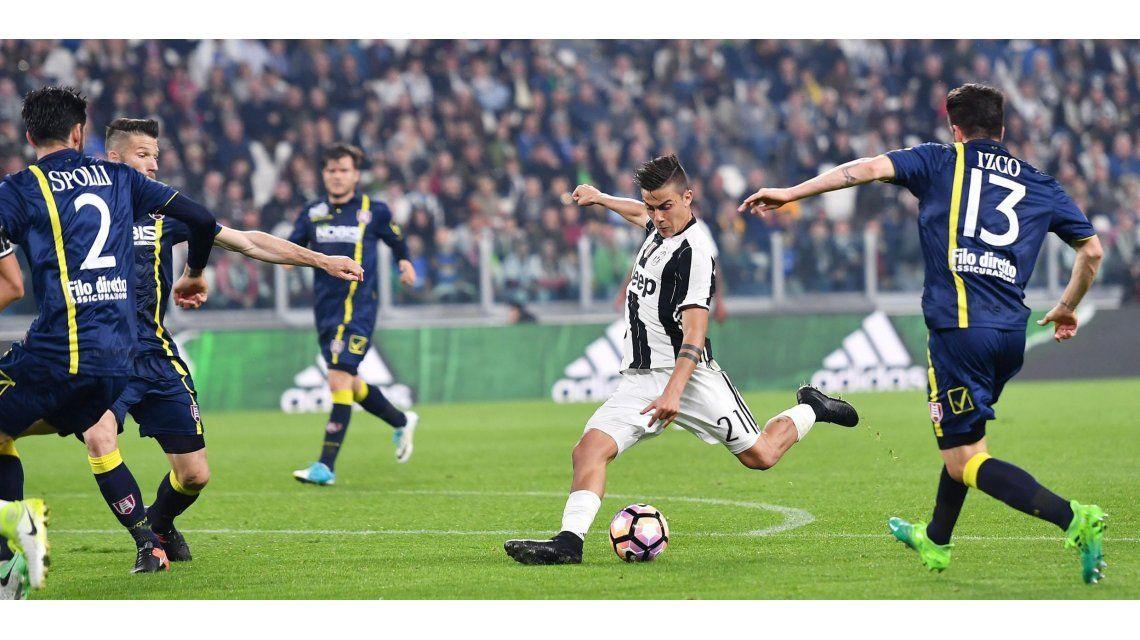 El argentino vive un momento soñado y brilla en el líder de la Liga italiana