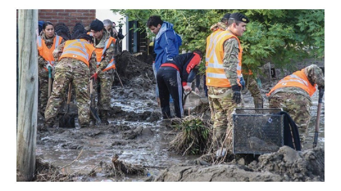 El Gobierno nacional declaró a Comodoro Rivadavia como zona de desastre