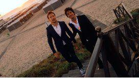 Nico Vázquez y Santi Vázquez