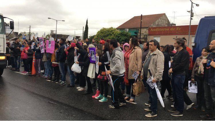 Marcha por Araceli Fulles