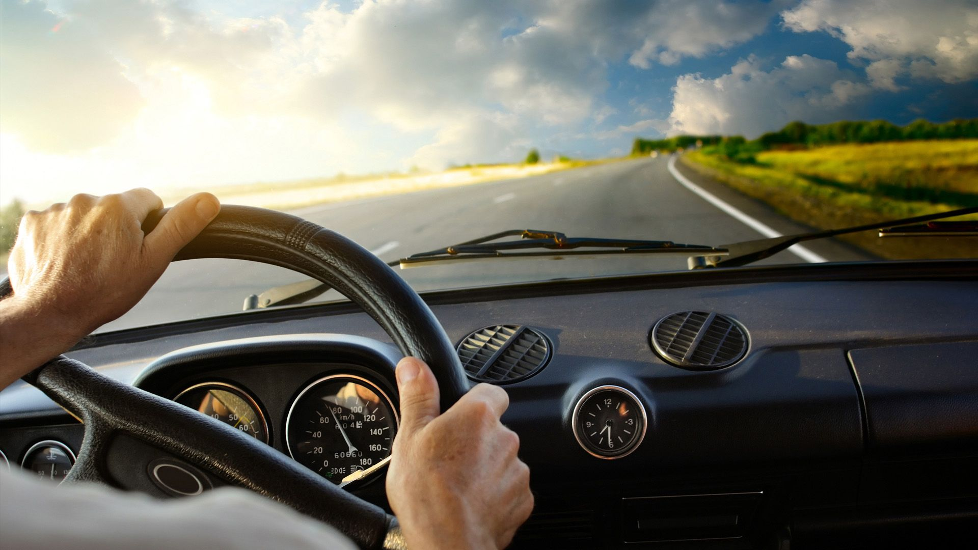 Parte de la vida pasa en un auto