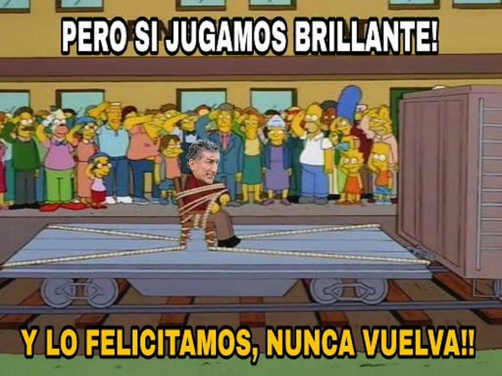 Memes por la salida de Bauza de la Selección - Crédito:@ElGolGarracol