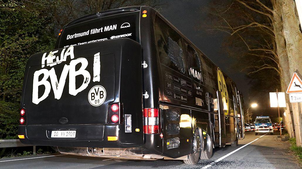 La policía alemana detuvo a un islamista por el atentado contra el Borussia Dortmund