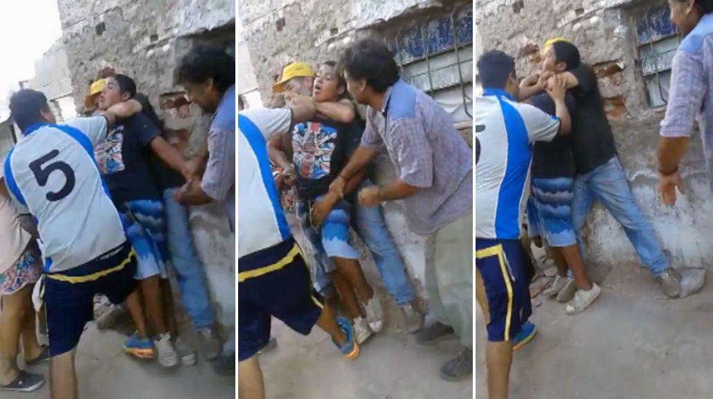 Presuntos narcos ahorcaron a un chico en Rufino