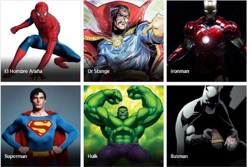 Las frases más famosas de los superhéroes