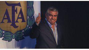 El mandamás de AFA, rumbo a Sevilla