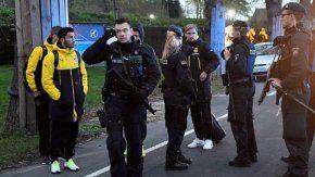 Hallaron una carta en lugar de ataque contra el micro del Dortmund