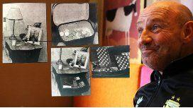 En la habitación donde murió Leo Rosenwasser había jeringas y viagra, según su ex mujer.
