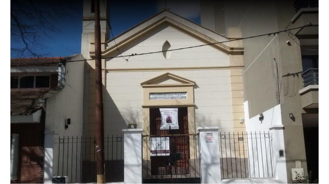 Ésta es la Iglesia San Pedro